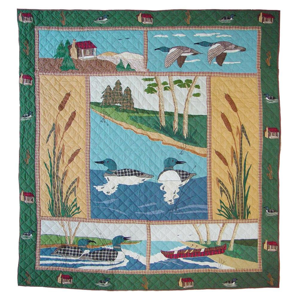 Loon Quilt