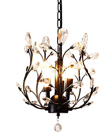 Capable New Led Chandeliers For Living Room Bedroom Dining Room Acrylic Iron Body Interior Home Chandelier Lamp Fixtures Fine Workmanship Ceiling Lights