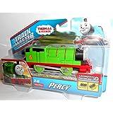 Thomas und Seine Freunde–dfj38–Circuit Auto–Die Lokomotive motorisiert Percy