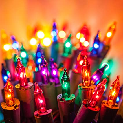 purelock multicolor string christmas tree lights christmas string lights mini christmas lights green