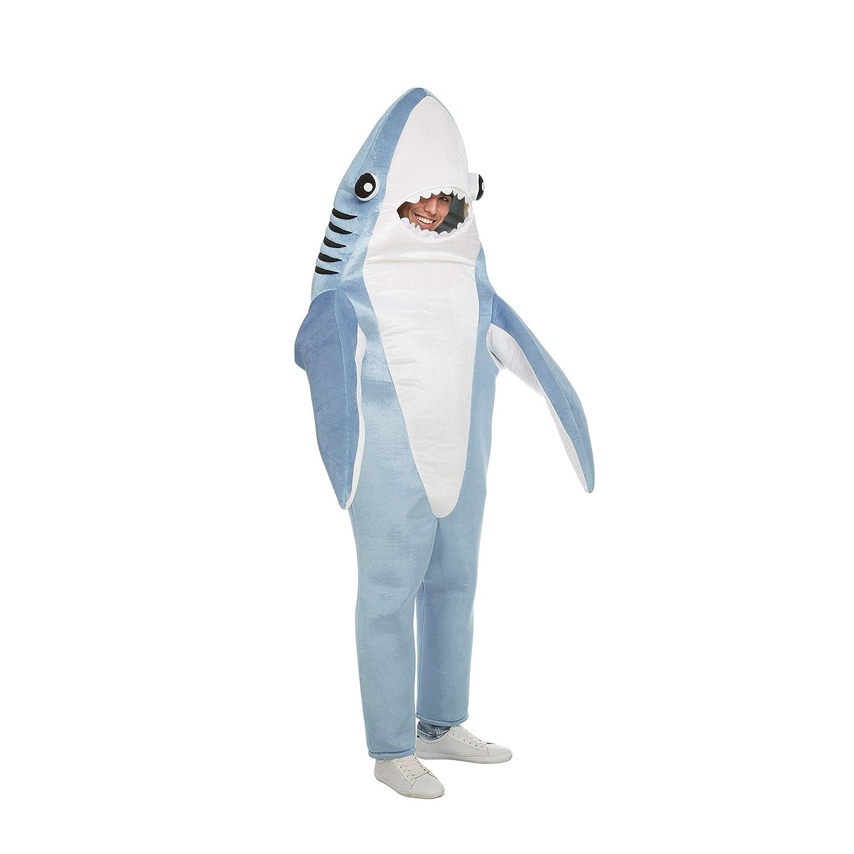 My Other Me Me-204209 Disfraz de tiburón unisex, M-L (Viving ...