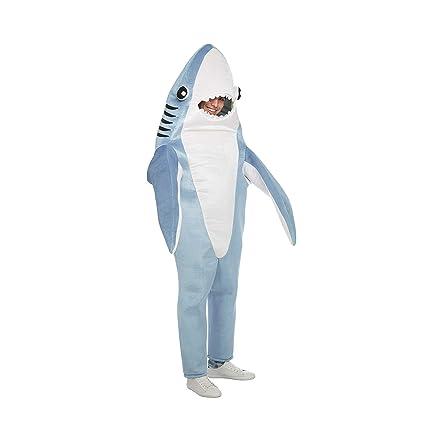My Other Me Me-204209 Disfraz de tiburón unisex, ML (Viving Costumes 204209