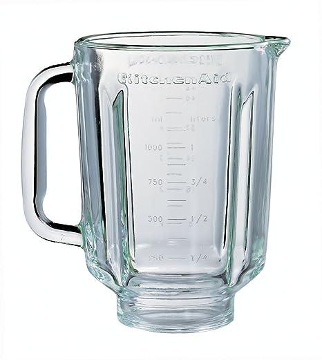 kitchenaid replacement blender glass jug jar bowl amazon co uk