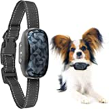 GoodBoy Small Rechargeable Dog Bark Collar for Tiny to Medium Dogs Weatherproof and Vibrating Anti Bark Training Device…