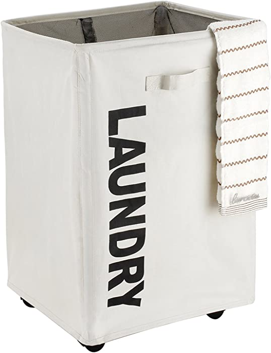 Top 10 Birdrock Home Double Collapsible Laundry Hamper