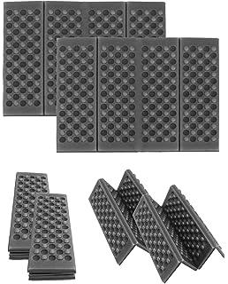 39 x 30 x 1 cm Sitzunterlage Kissen Outdoor Thermokissen faltbar schwarz Gr