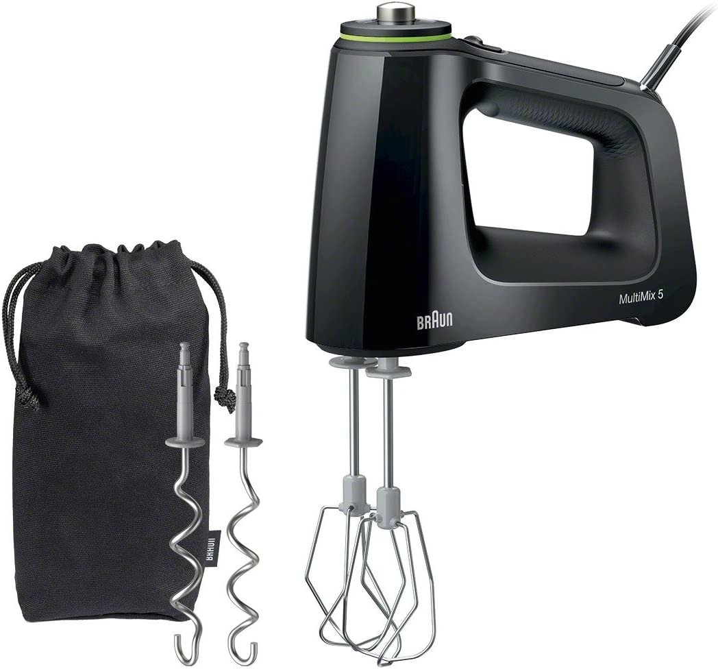 Braun MultiMix Hand Mixer, 1, Black
