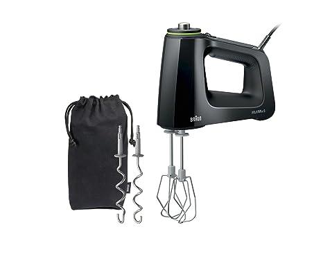 Braun HM5100 MultiMix Hand Mixer, Black