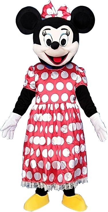 Disfraz de Mickey Mouse y Minnie Mouse, para Halloween, para ...