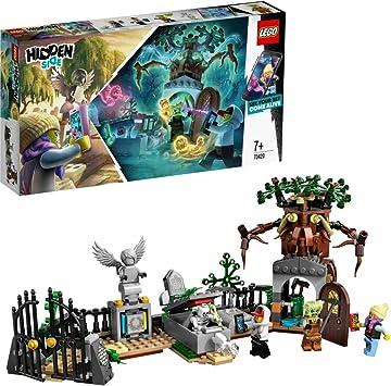LEGO - Hidden Side Misterio del Cementerio Juguete de construcción ...