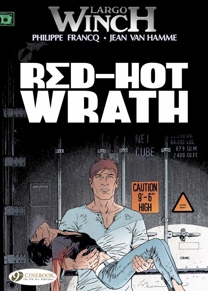 Download Red-Hot Wrath (Largo Winch) pdf epub