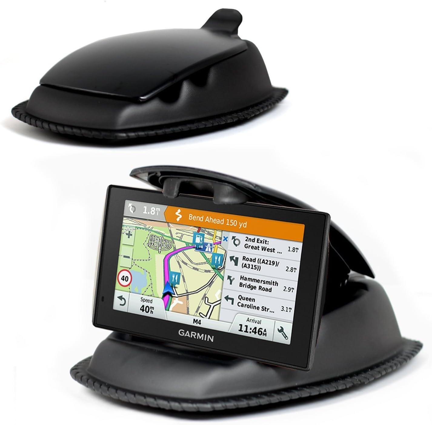 NAVITECH GPS duro casos negro IFA 2016 Dashboard Dashboard Garmin Drive Assist 50 LMT-D