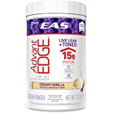 EAS AdvantEDGE Pure Milk Protein Powder, Creamy Vanilla, 1.7 lb (Formerly EAS Lean 15) (Packaging May Vary)