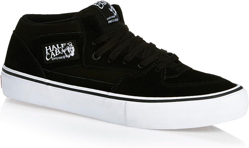 Vans Half Cab Sneakers Damen Herren Unisex Schwarz