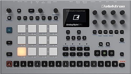 Elektron Analog Rytm MKII 8-Voice Drum Computer & Sampler