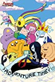 Adventure Time - Clouds Poster 24 x 36in