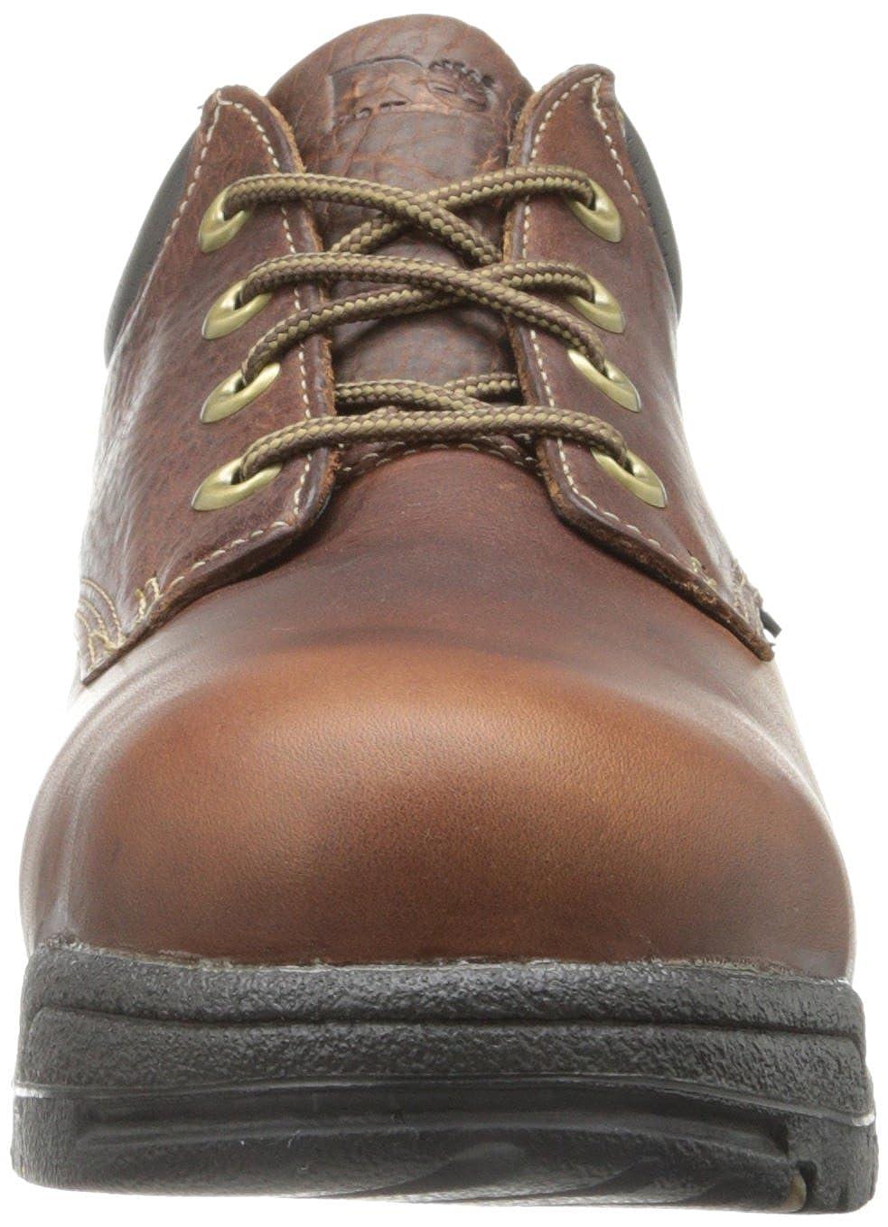 b4ed70071bd672 Amazon.com: Timberland PRO Men's Titan Safety Toe Oxford: Shoes