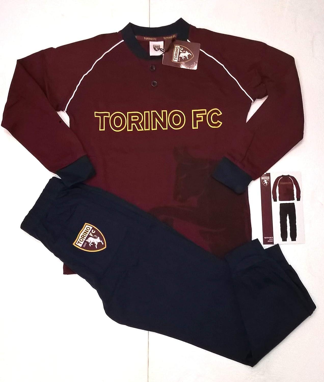 TORINO FC Pigiama Prodotto Ufficiale Bambino Ragazzo