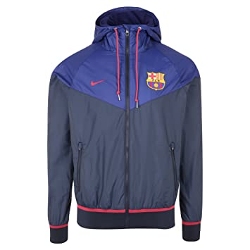 5e47441db807b Nike FCB Auth Windrunner - Chaqueta Fútbol Club Barcelona 2015 2016 para  Hombre
