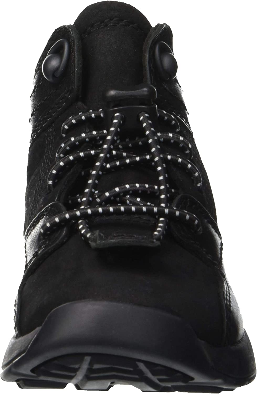 Timberland Flyroam Leather Hiker, Chaussures de Randonnée Basses Mixte Enfant
