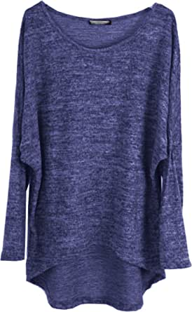 Emma & Giovanni - Oversize Top (Made in Italy) - Mujer