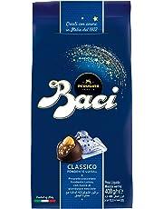 Baci Perugina Classico Cioccolatini Fondenti Ripieni al Giandua e Nocciola Sacchetto - 400 g