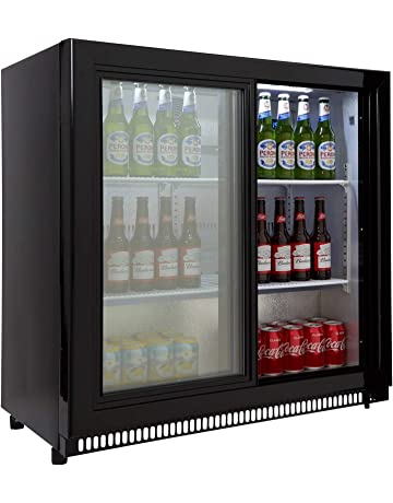 Major Appliances Beer Or Wine 126 Cans Beverage Cooler Mini Fridge With Glass Door For Soda