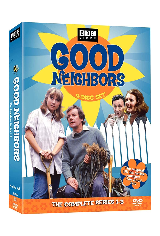 Good Neighbors: The Complete Series 1-3 Richard Briers Felicity Kendal Paul Eddington Penelope Keith