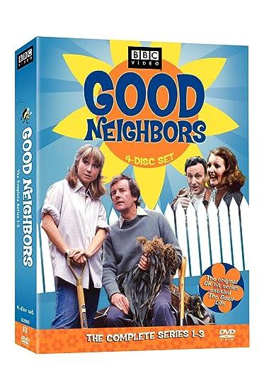 Amazoncom Good Neighbors The Complete Series 1 3 Dvd