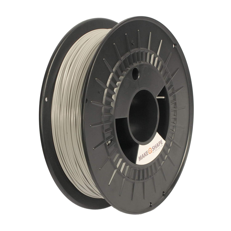 Make a Shape Filamento PLA gris claro para impresoras 3D 1,75 mm ...