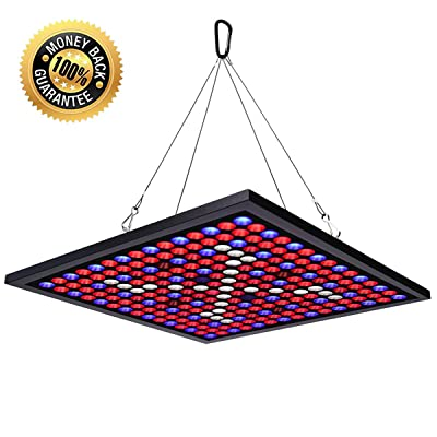 KINGBO 45W LED Full Spectrum Reflector Growing Lights
