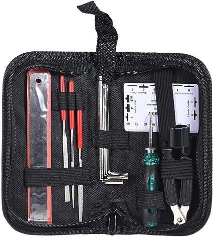11 piezas de reparación, mantenimiento, accesorios, kit de ...