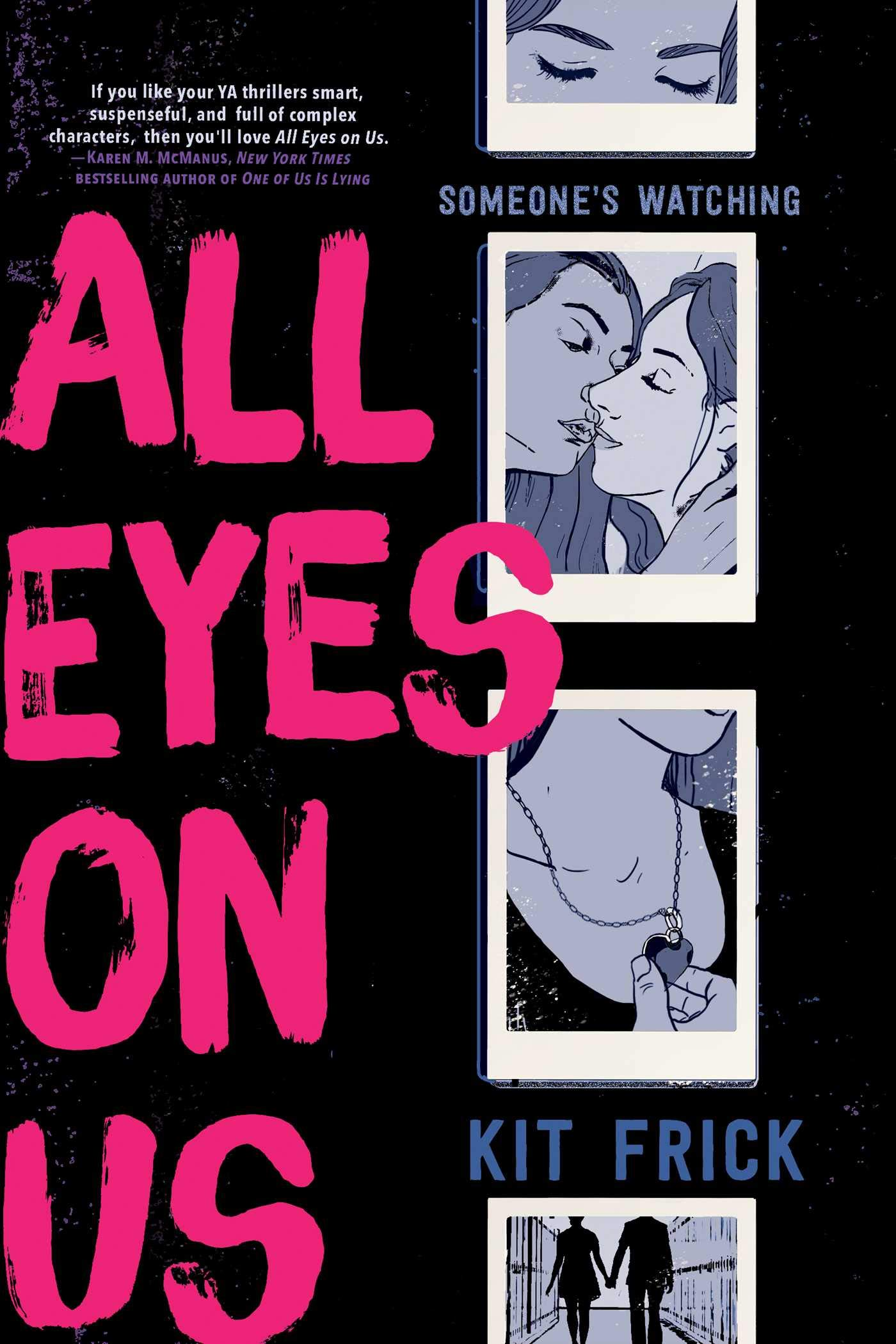 Image result for all eyes on us by kit frick