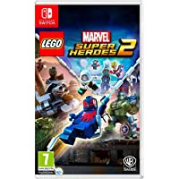 Lego Marvel Super Heroes 2 Nintendo Switch;