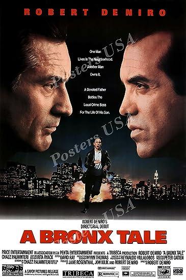 Amazon.com: Carteles EE. UU. – Robert De Niro a Bronx Tale ...