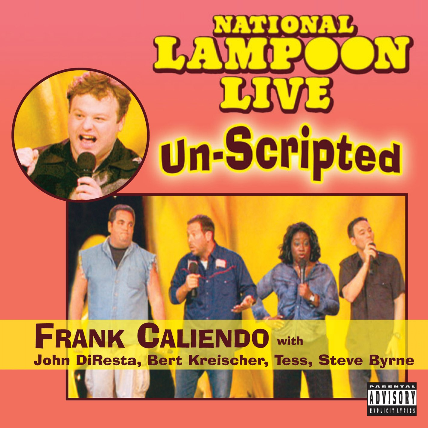 National Lampoon Live: Unscripted (Frank Caliendo, John Diresta, Bert Kreischer, etc.)