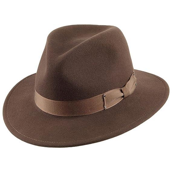 6f77f1038 Bailey Hats Curtis II Crushable Fedora - Serpent