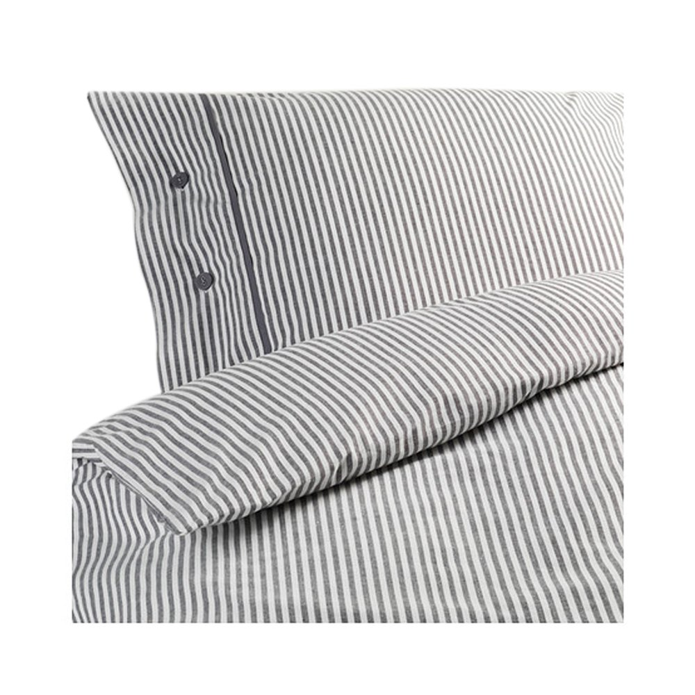 Amazon.com: Ikea Nyponros Duvet Cover and Pillowcases, Full/queen, Gray:  Home u0026 Kitchen