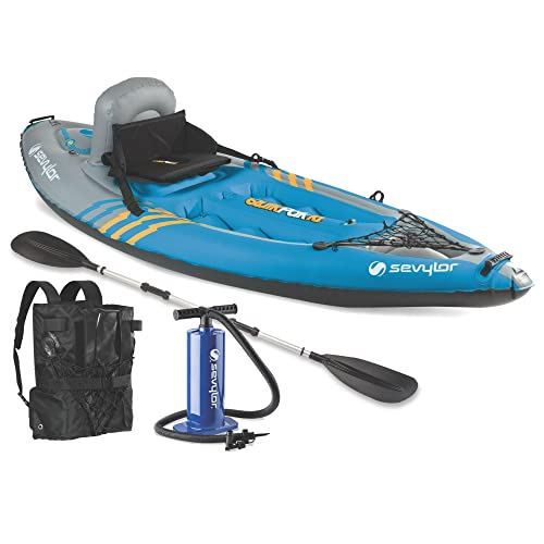 Sevylor Quikpak K-1 Kayak Review