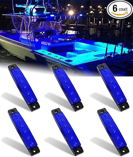 Boat Led Courtesy Light