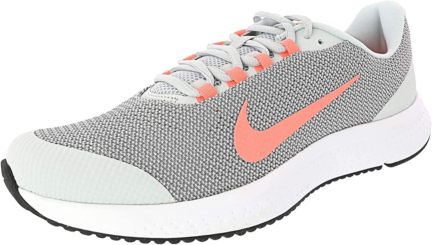 Nike Runallday Athletic Lifestyle Zapatillas de Correr para Mujer, (Cool Grey/Lava Glow/Black), 42 EU: Amazon.es: Zapatos y complementos