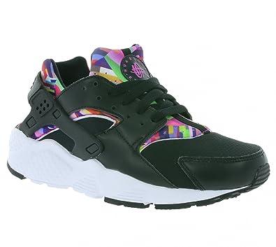 e1b92b9ad9ec Nike Girls  704946-003 Trail Running Shoes Black