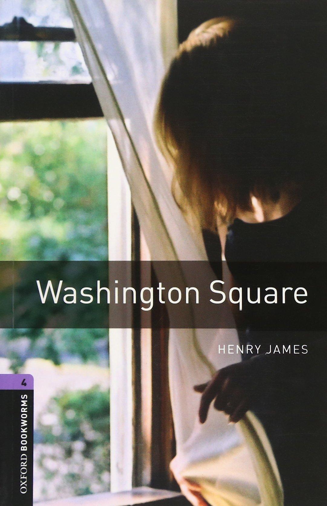Oxford Bookworms Library: 9. Schuljahr, Stufe 2 - Washington Square: Reader (Englisch) Taschenbuch – März 2008 Kieran McGovern Henry James Cornelsen Schulverlage 0194791920