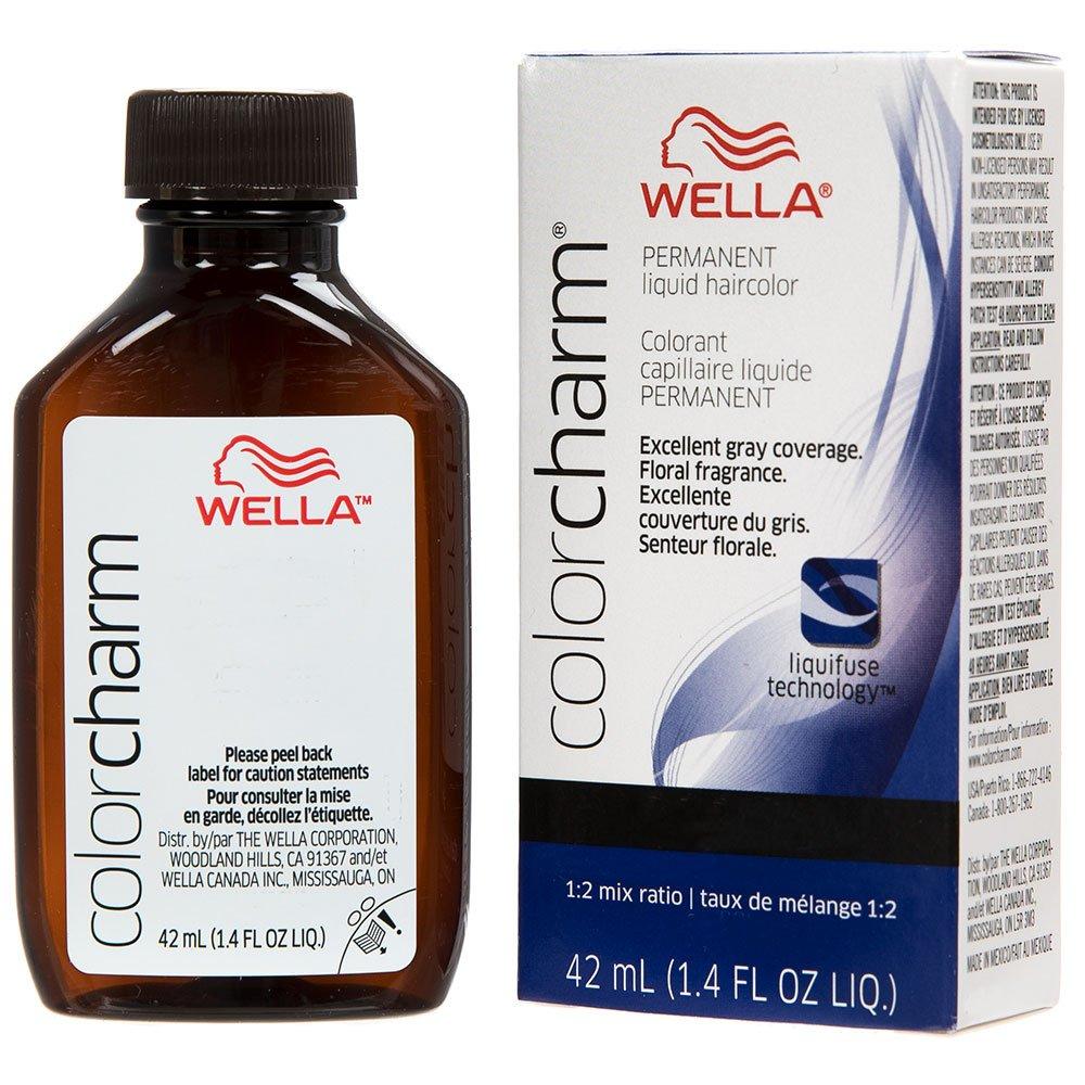 Amazon Wella Charm Liquid Permanent Hair Color 5426aa Dark