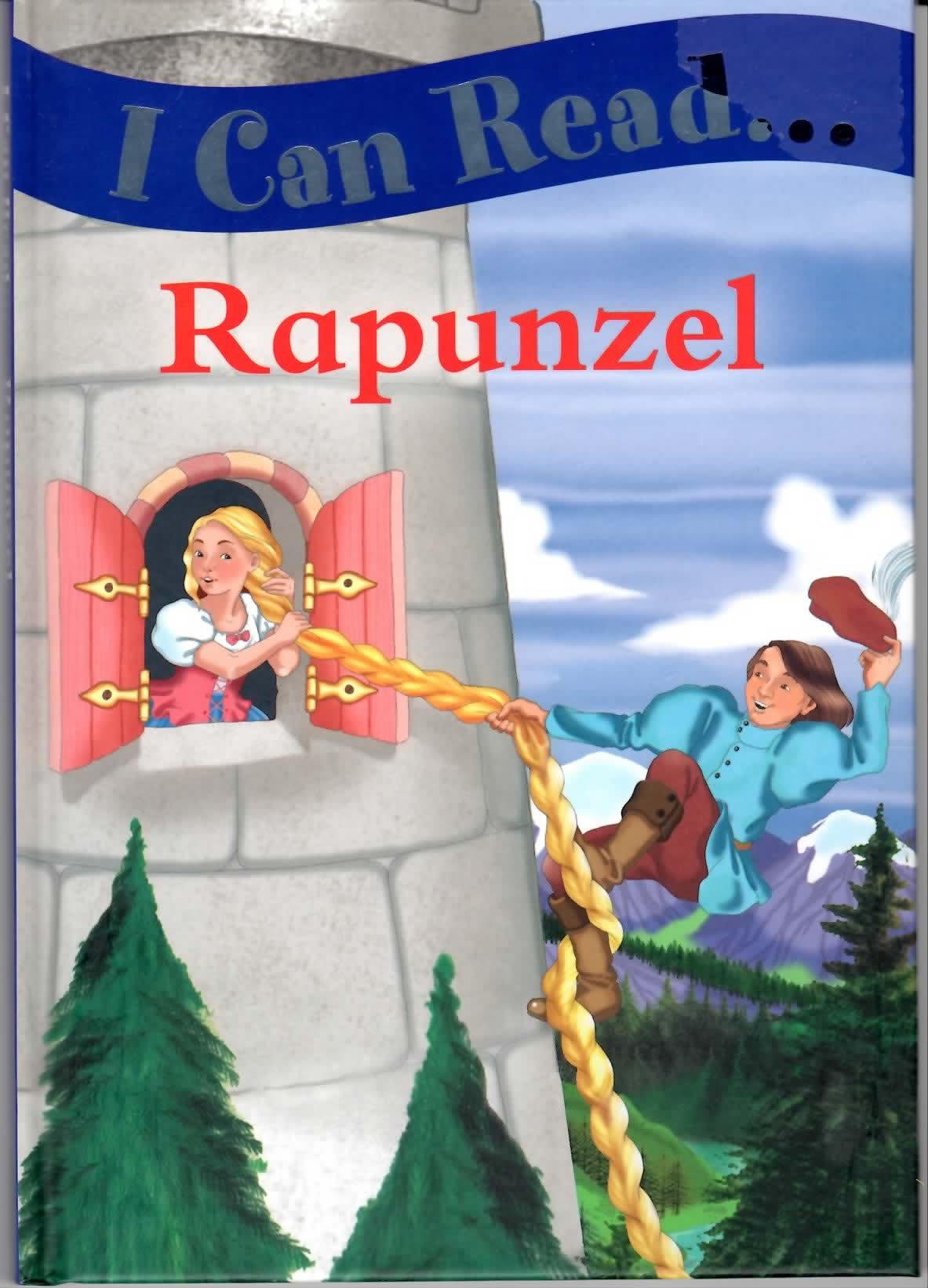 Rapunzel (I Can Read): Amazon.co.uk: Igloo Books Ltd: 9781848176249: Books