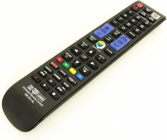 Nueva nettech BN59 – 01178 W Mando a Distancia Universal para Todos los Samsung Marca TV, Smart TV – 1 año de garantía (SM-22 + al): Amazon.es: Electrónica