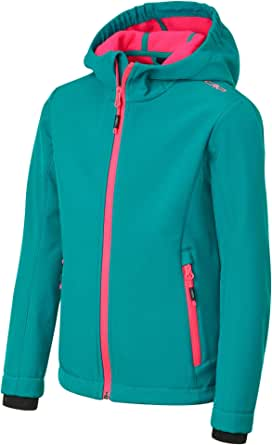 CMP Chaqueta de Mélange Softshell Con Tecnología Climaprotect Wp 7.000 Shell Jacket Niñas