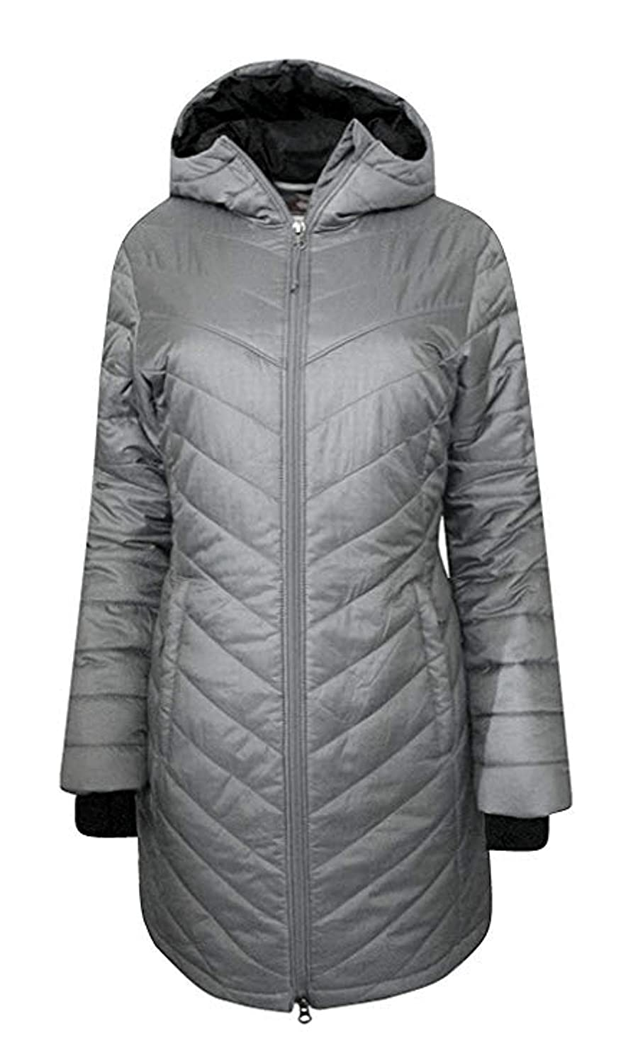 Long Coat Women's Ii Light Morning Jacket Puffer Omni Columbia Heat WYqFRwq8
