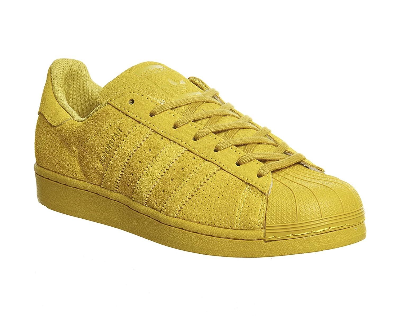 Adidas Herren Sneaker Originals Superstar Foundation, Gelb Eqt Yellow Mono Größe: 47 13 EU