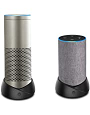 Portable Battery Base for Echo (2nd Generation) and Echo Plus (1st Gen.), Makes Them Portable,Not for Echo Plus 2nd Gen.